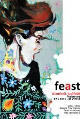 """Wernisaż malarstwa Dominika Jasińskiego """"Feast"""""""